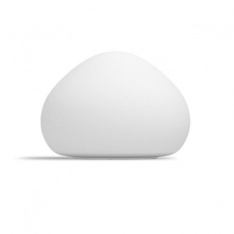 White Amb. Wellner Ø 26,8cm weiß 806lm Dimmschalter