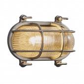 Helford Länge 19 cm metallisch 1-flammig rund