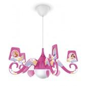 Prinzessinnen, Ø 59,1 cm, Pink
