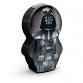 Star Wars Darth Vader Höhe 9,2 cm schwarz 1-flammig oval