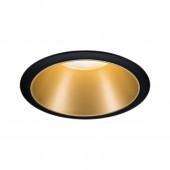 Cole Ø 8,8 cm schwarz 1-flammig rund