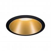 Cole Coin Ø 8,8 cm schwarz 1-flammig rund