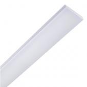 Planus 60 Länge 60 cm weiß 1-flammig rechteckig