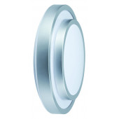 Stepino Ø 32,5 cm metallisch 1-flammig rund