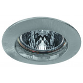 Premium Line Halogen Ø 7,9 cm metallisch 1-flammig rund