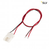 Einspeiser für LED Profil-Strip Standard 2 x 2 cm weiß quadratisch