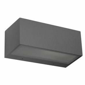 Nemesis, Aluminium, 1 x E27, Anthrazit