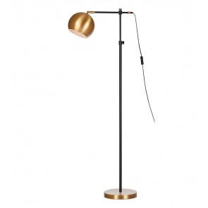 Chester Höhe 135 cm gold 1-flammig kugelförmig