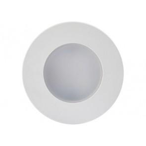 LED-Einbauleuchte IP65 Holstein WWW, 5W, 2700K, weiß