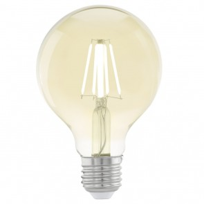 LM-E27, LED, G80, 4W, 2200K, Ø 80 cm