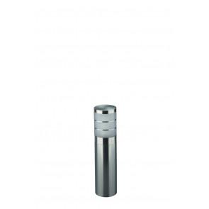 Calgary Höhe 40 cm metallisch 1-flammig zylinderförmig