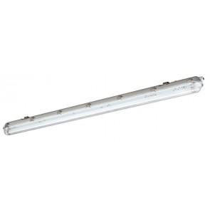 LED Wannenleuchte AQUASLIM 120 grey