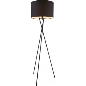 Gustav Höhe 160 cm schwarz 1-flammig rund
