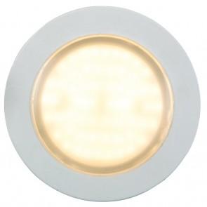 LED Einbaustrahler, 10 W, Seitlicher Lichtkranz