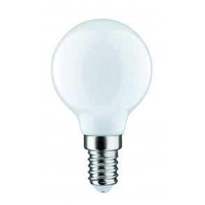 LED Tropfen, 2,5W, E14, 230V, opal, 2700K