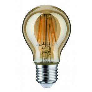 LED AGL 7,5W E27 230V Gold 2500K