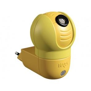 LED-Steckdosenlicht 1 Traumwichtel Motiv, 1W, Sensor, drehbar