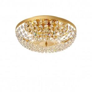 Schönbrunn DL, 24 Karat Gold, Kristall, E14, 3161.16/40