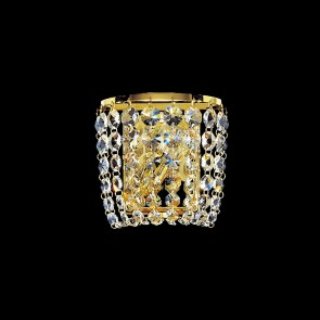 Schönbrunn WL, 24 Karat Gold, Kristall, E14, 3161.61/17