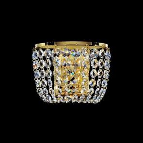 Schönbrunn WL, 24 Karat Gold, Kristall, E14, 3161.62/22
