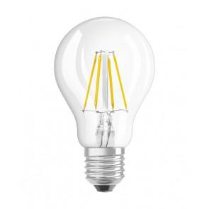 LED RETROFIT A40 4W E27 klar non dim 470 LM BLISTER
