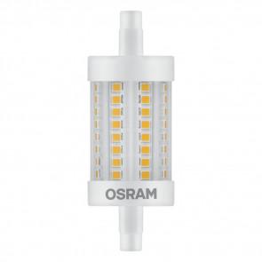 LED SUPERSTAR LINE78 DIM CL 75  8,5W/827 R7S 1055LM 78mm BOX