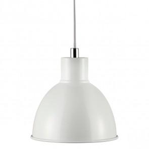Pop Ø 21,5 cm weiß 1-flammig rund