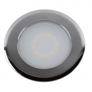 Casablanca Ø 6,8 cm metallisch 1-flammig rund