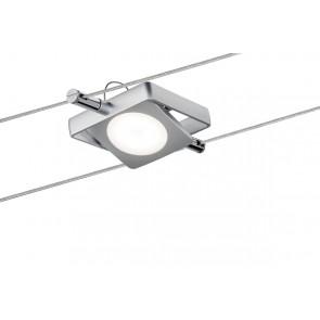 Smart Wire System BLE Spot MacLED 1x4W Chrom matt 12V DC Tunable White