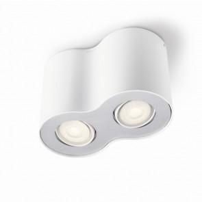 Pillar LED, 2-flammig, weiß