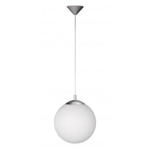Point Ø 30 cm weiß 1-flammig kugelförmig