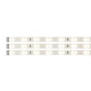 Stripe Pack Warm white, IP44, 3 x 97 cm