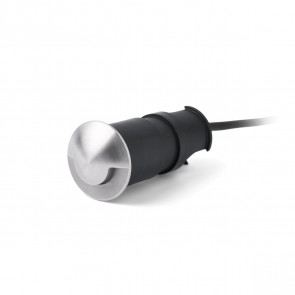 Kane-1 Ø 4,5 cm schwarz 1-flammig zylinderförmig