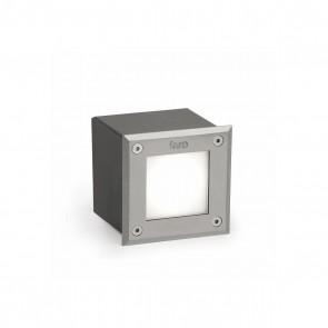 LED-18 LED 3W Square 3000K Ss316