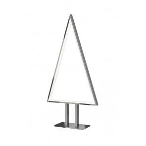 Pine, LED, Höhe 50 cm, Aluminium