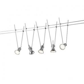 Basic, LED, 5-flammig, Länge 500 cm