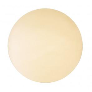 Kugelleuchte 75 Ø 77 cm weiß 1-flammig kugelförmig