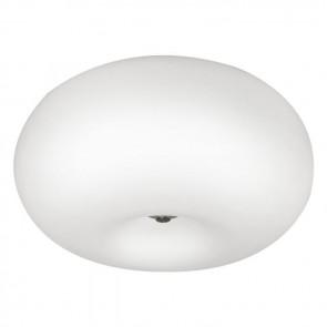Optica, Ø 35 cm, Höhe 21 cm, weiß