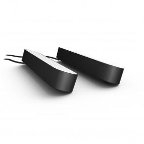 Play Lightbar, LED, WACA, schwarz, Doppelpack