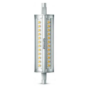LED R7S 118mm 14W (ersetzt 100W), 1600lm, 3000K, dimmbar