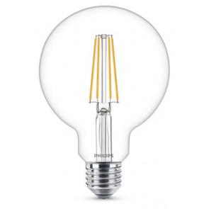 LED Classic E27, 7W, 806lm, 2700K, klar