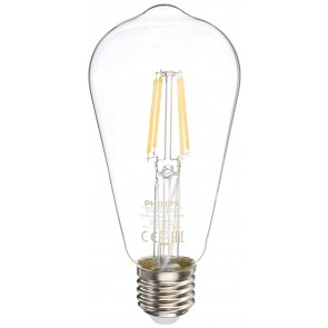 LED classic 40W ST64 E27 WW CL ND SRT4