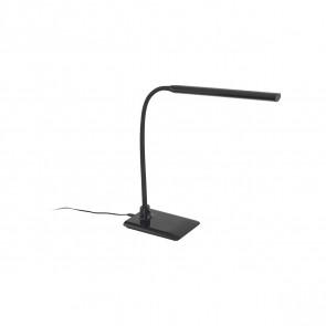 Laroa Höhe 32,5 cm schwarz 1-flammig eckig