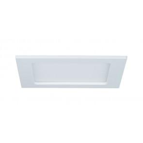Quality EBL 16,5 x 16,5 cm weiß 1-flammig quadratisch