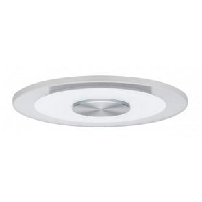 Premium EBL Set Whirl rd dim LED 3x5,5W 230V 120mm Alu gedreht/Satin Alu/Acryl