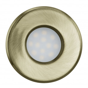 Igoa Ø 8,5 cm gold 1-flammig rund