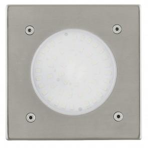 Lamedo, LED, IP67, 10 x 10 cm, Edelstahl