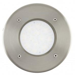 Lamedo, LED, IP67, Ø 10 cm, Edelstahl