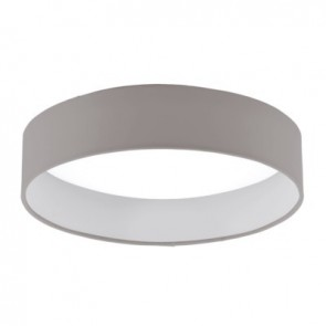 Palomaro, LED, Ø 32 cm, taupe