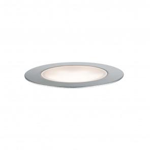 Plug & Shine Floor Eco Ø 7 cm metallisch 1-flammig rund